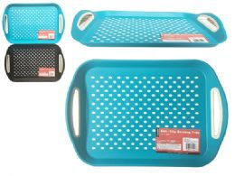 24 Units of Anti Slip Serving Tray - Serving Trays