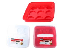 24 Units of 9 Cupcake Holder - Food Storage Containers