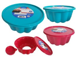 24 Units of Dessert Mold - Frying Pans and Baking Pans