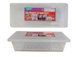 24 Units of Plastic Organizer - Storage & Organization