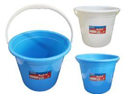 24 Units of BUCKET - Buckets & Basins