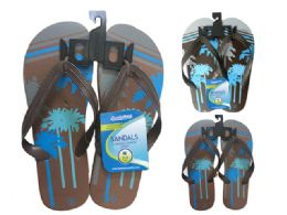36 Units of SLIPPER MEN'S FLIP FLOPS - Men's Flip Flops and Sandals