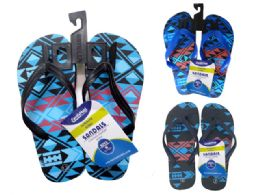 36 Units of Boy's Slippers Flip Flops - Boys Flip Flops & Sandals