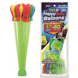 72 Units of 37ct Water Balloon - Water Balloons