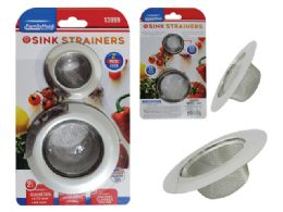 96 Units of 2 Piece Sink Strainer Set - Kitchen Gadgets & Tools