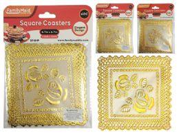 144 Units of Metal Hot Pad Trivet - Coasters & Trivets