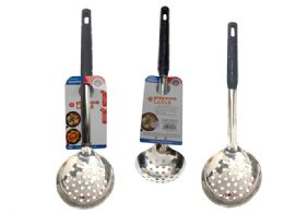 72 Units of Slotted Ladle - Kitchen Cutlery