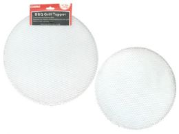 96 Units of Bbq Grill Topper Round - BBQ supplies