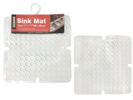 144 Units of Rubber Sink Mat - Dish Drying Racks
