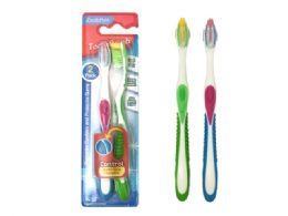 144 Units of Toothbrushes 2 Piece Set - Toothbrushes and Toothpaste