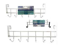 120 Units of 6 Over Cabinet Hooks - Hooks