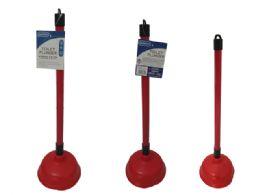 72 Units of Toilet Plunger - Toilet Brush