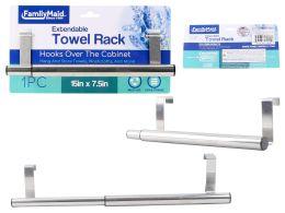 24 Units of Extend Over Door Towel Holder - Towel Rods & Hangers