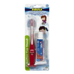 36 Units of Crest Kids & Smiley Gripper Toothbrush - 0.85 Oz. - Toothbrushes and Toothpaste