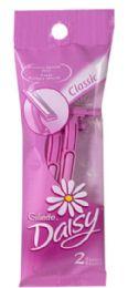 36 Units of Gillette Daisy Razors Pack Of 2 - Shaving Razors