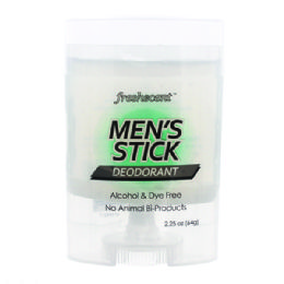 144 Units of Freshscent 2.25 oz. Mens Stick Deodorant - Deodorant