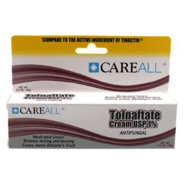 72 Units of Careall 0.5 Oz. Antifungal Cream - First Aid and Bandages