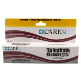 72 Units of Careall 1 Oz. Antifungal Cream - First Aid and Bandages