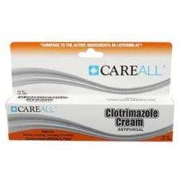 72 Units of Careall 1 Oz. Clotrimazole Antifungal Cream - First Aid and Bandages