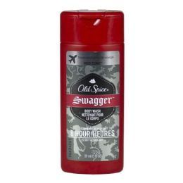 36 Units of Old Spice Swagger Body Wash Travel Size 3 oz. - Soap & Body Wash