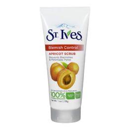 48 Units of St Ives Fresh Skin Apricot Scrub Travel Size 1 oz. - Skin Care