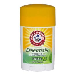 48 Units of Arm Hammer Essentials Deodorant 1.0 oz. - Deodorant