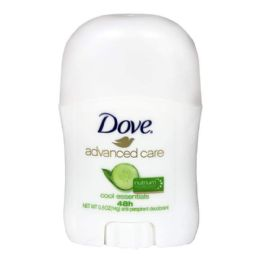 72 Units of Travel Size Dove Deodorant 0.5 oz. - Deodorant