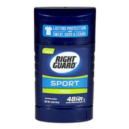 36 Units of Deodorant Right Guard Sport Fresh 1.8 oz. - Deodorant