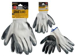 144 Units of 2pc Coated Working Gloves - Working Gloves