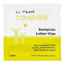150 Units of La Fresh Sunnyside Lotion Wipe - Skin Care