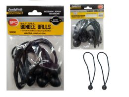 144 Units of Bungee Balls 5pc - Bungee Cords