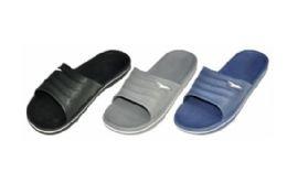 48 Units of Men Slip On Slipper - Men's Slippers