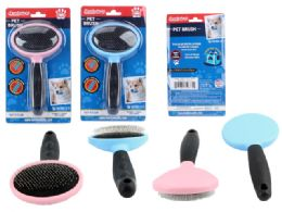 96 Units of Pet Brush - Pet Grooming Supplies