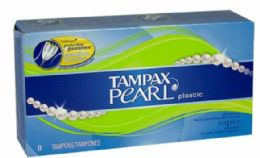 24 Units of Tampax Pearl Super Box of 8 - Personal Care