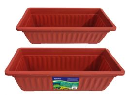 48 Units of Flower Planter Rect - Garden Planters and Pots