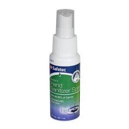 48 Units of Safetec Spray Hand Sanitizer, 2 oz - Hand Sanitizer