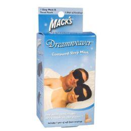 12 Units of Sleep Mask - Mack's Sleep Mask - Pain and Allergy Relief