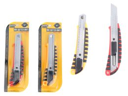 """96 Units of Box Cutter Knife 7"""" Long - Box Cutters and Blades"""