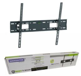"4 Units of 32""-70"" Universal TV Wall Mount With 15 Degrees Tilt - Hardware Products"