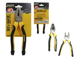 """48 Units of 8"""" Linesman Pliers - Pliers"""