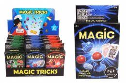 48 Units of Magic Trick Set (Assorted) - Toys & Games