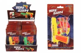 36 Units of Suction Dart Gun - Toy Weapons