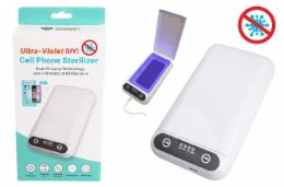 4 Units of UltrA-Violet Cell Phone Sterilizer - Cell Phone Accessories
