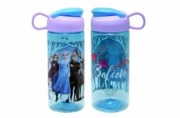 24 Units of Frozen Cartoon Water Bottle - Drinking Water Bottle