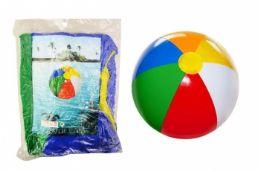 """36 Units of 18"""" Beach Ball - Beach Toys"""