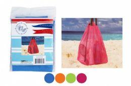 36 Units of Mesh Utility Beach Bag - Beach Toys