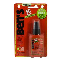 24 Units of Travel Size Bens Repellent 1.25 oz. - Skin Care