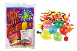 60 Units of 100 Count Water Balloons - Water Balloons