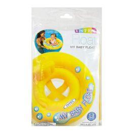 24 Units of Baby Float - Intex Baby Float - Beach Toys