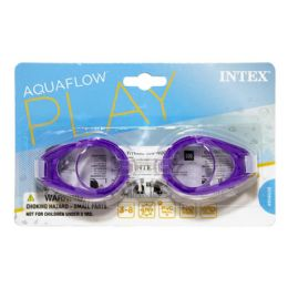 48 Units of Goggles - Intex Play Goggles Ages 3-8 - Beach Toys